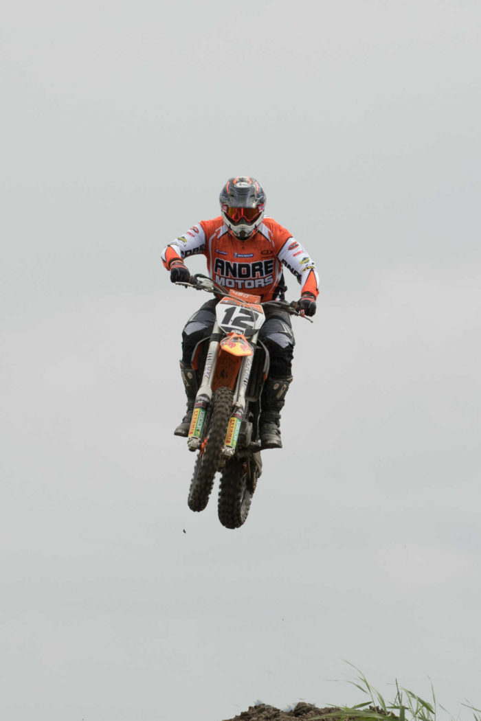 motorcrosser