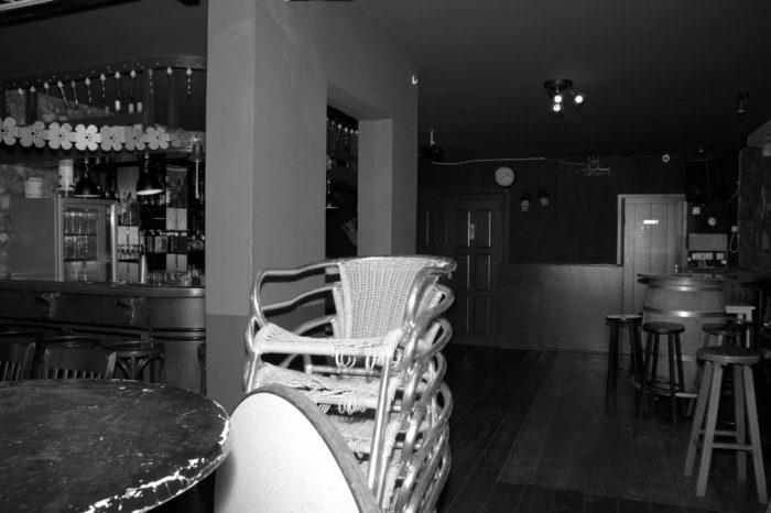 portfolio covid19 cafe 2.0 binnen