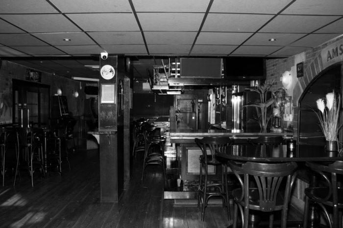 portfolio covid19 cafe la plaza overzicht binnen