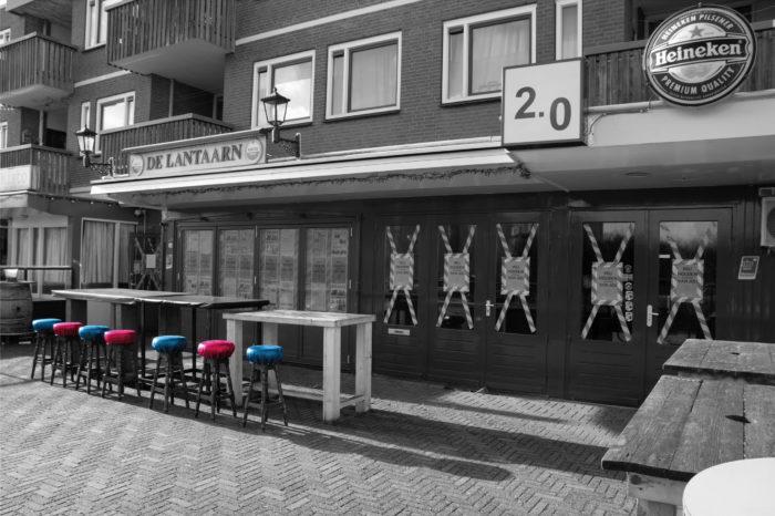 portfolio covid19 cafes de lantaarn en 2.0 buiten