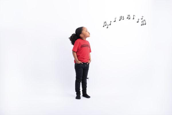 portfolio kinderen jongetje fluit
