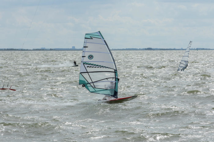portfolio pagina sport windsurfen