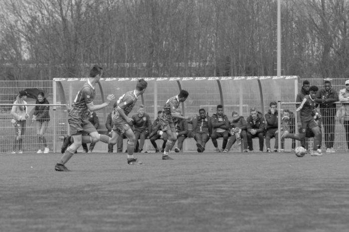 portfolio sport voetbal Almere City PEC O15 op weg naar doel