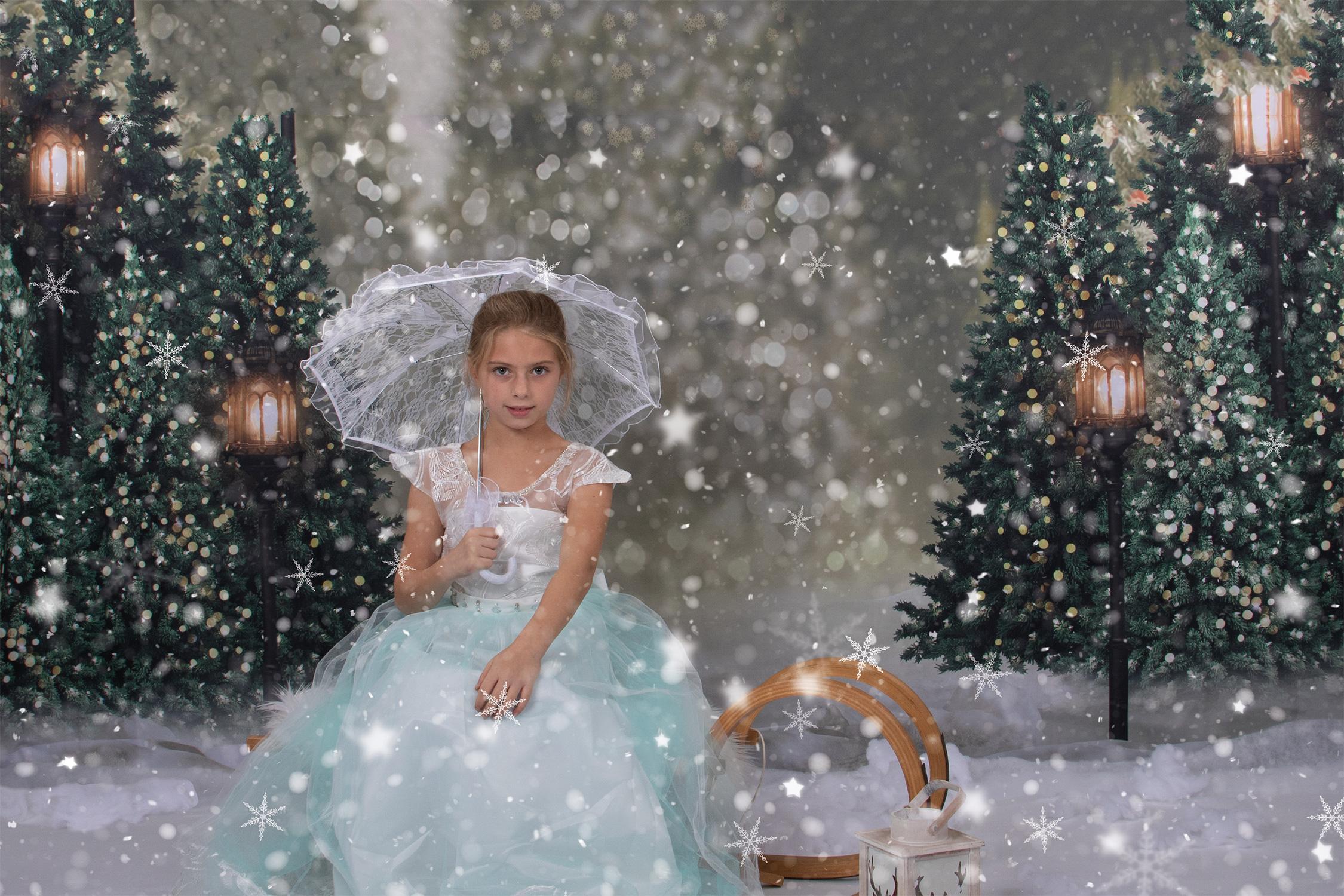 slider feestdagen fotoshoot